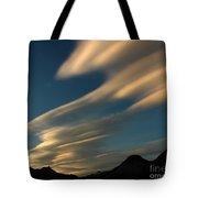 Autumn Clouds Jasper 1 Tote Bag