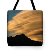 Autumn Clouds Jasper 2 Tote Bag