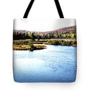 Adirondack Lake 38  Tote Bag