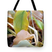 Autumn Composition Two Tote Bag