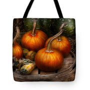 Autumn - Gourd - Pumpkins And Some Other Things  Tote Bag