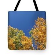 Autumn Has Arrived Tote Bag