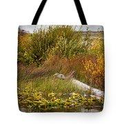 Autumn Hunting Tote Bag