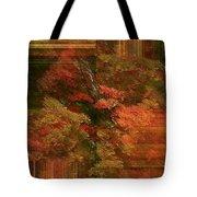 Autumn Illusion Tote Bag