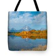 Autumn In Grand Teton Tote Bag