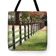 Autumn In New Jersey 2 Tote Bag