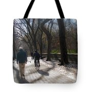 Autumn In New York 1 Tote Bag