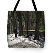 Autumn In New York 2 Tote Bag