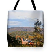 Autumn In Plymouth Tote Bag