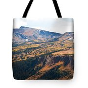 Autumn In Rocky Mountain National Park Tote Bag