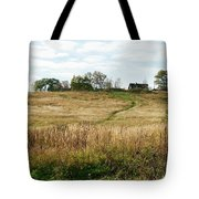 Autumn In The Village Tote Bag