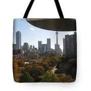 Autumn In Toronto Tote Bag