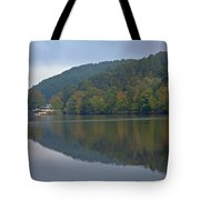 Autumn Is Approaching Tote Bag