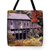 Autumn Is In The Air Tote Bag