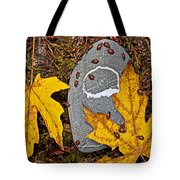 Autumn Ladybugs Tote Bag