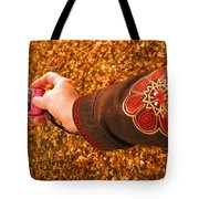 Autumn Leaves Times Two Tote Bag