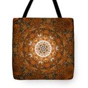 Autumn Mandala 3 Tote Bag