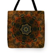 Autumn Mandala 5 Tote Bag