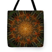 Autumn Mandala 6 Tote Bag