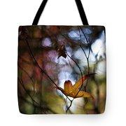 Autumn Mystere Tote Bag