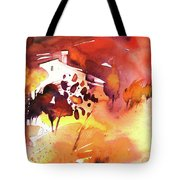 Autumn On Planet Goodaboom Tote Bag