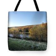 Autumn Pond 7 Tote Bag