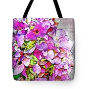 Autumn Purple II Tote Bag