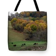 Autumn Range Tote Bag