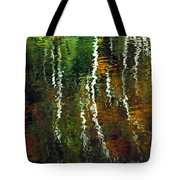 Autumn Reflections 1 Tote Bag