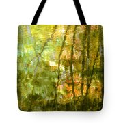 Autumn Reflections New Hampshire Tote Bag