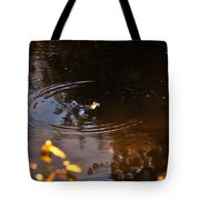 Autumn Rings Tote Bag
