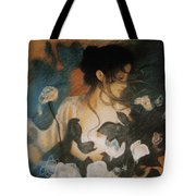Autumn Rose Tote Bag
