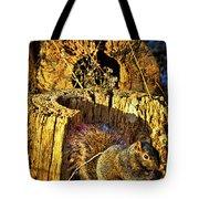 Autumn Rusticana Tote Bag