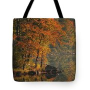 Autumn Scenic Tote Bag