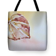 Autumn Shimmer Tote Bag