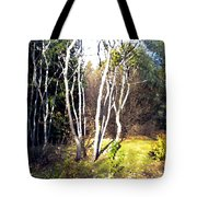 Autumn Sumacs Tote Bag