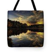 Autumn Sunset 2 Tote Bag
