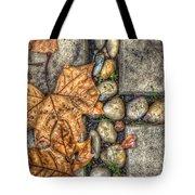 Autumn Texture Tote Bag