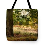 Autumn Woodland Tote Bag