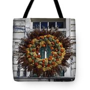 Autumn Wreath Tote Bag