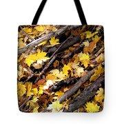 Autumnal Melody Tote Bag