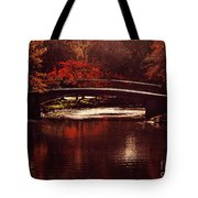 Autumnal Sunshine Tote Bag by Dana DiPasquale