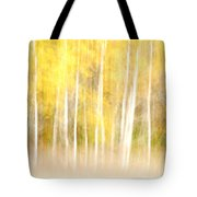 Autumns Abstract Tote Bag