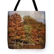 Autumn's Edge Tote Bag