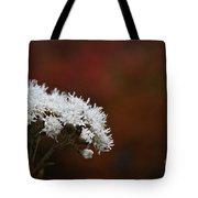 Autumn's Own Snow Tote Bag