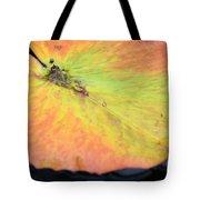 Autumn's Pastel Pallet Tote Bag