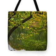 Autumn's Touch Tote Bag