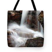 Avalanche Creek - Glacier National Park Tote Bag