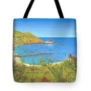 Avalon Catalina Island Tote Bag