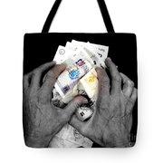 Avarice Tote Bag